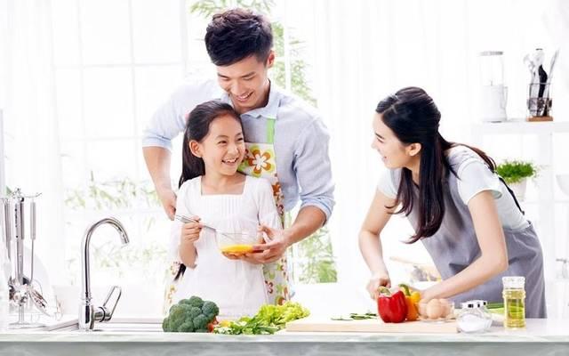 10 bí quyết giúp gắn kết hạnh phúc gia đình